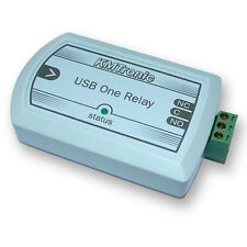KMTronic USB One Relay Controller, RS232 Serial controlled, BOX