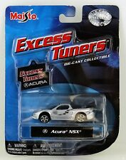 ACURA NSX EXCESS TUNERS FAST AND FURIOUS MAISTO 2003 '03 DIECAST VERY RARE