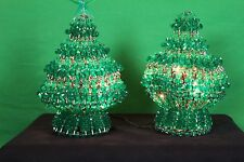 Decorative Collectible Christmas Tree Electric Display Holiday Light Up