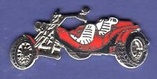 TRIKE 3 WHEELER HAT PIN LAPEL PIN TIE TAC ENAMEL BADGE #2271