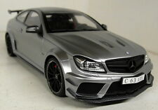 GT Spirit 1/18 Scale MB C63 AMG Black Series w204 Matt grey Resin cast model car