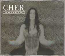 Cher - Believe - CDM - 1998 - Pop Club 69