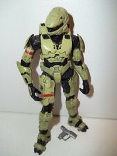 Halo 3 Series 3 **OLIVE ROGUE SPARTAN** Figure 100% Complete w/ Gun!!