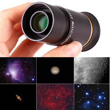 """1.25"""" 6mm+9mm Ultra Wide Angle Eyepiece Set Fully Multi-Coated for Telescope New"""