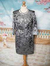 Kaliko Dress and Bolero Jacket 14/16 Mother of the Bride Wedding  Designer Suit