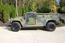 1995 AM General  Military Humvee Hummer 2 Door HAS ON ROAD TITLE