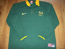 1998 1999 South Africa L/s Rugby Union Shirt Adults XXL Springboks Jersey