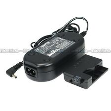 AC Power Adapter for Canon ACK-E5 EOS 450D 500D 1000D Rebel XS XSi T1i + DR-E5