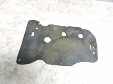 86 Honda VT1100 C VT 1100 Shadow rubber flap engine cover shield