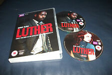 ��DVD : LUTHER series 1 : 15 : 2010