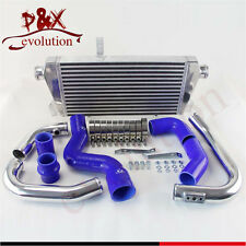 For Audi A4 1.8T Turbo B6 Quattro 2002-2006 Front Mount Intercooler+pipe Kit BL