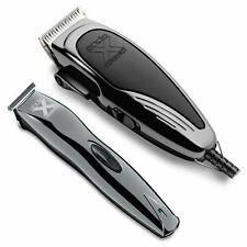 Andis Experience (PMX-BTX-1) Combo Clipper/Trimmer - Black/Chrome