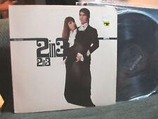 ESTHER & ABI OFARIM 2 IN 3 RARE LP stereo 1967 cinderella rockefella barry gibb!