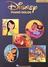 Disney Piano Solos Learn to Play Love Songs Pop Movies Keyboard Music Book