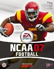 NCAA Football 2007 (Prima Official Game Guide) Kaizen Media Group Paperback