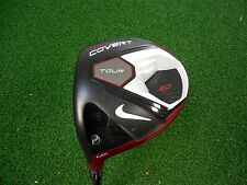 USED LH NIKE VRS COVERT 2.0 TOUR ADJUSTABLE DRIVER KURO KAGE SENIOR FLEX LH