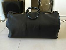 Louis Vuitton Keepall 55 Black Epi Duffle Weekender Travel Bag