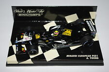 Minichamps F1 1/43 Minardi Europea PS01 A. YOONG
