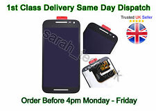 Motorola MOTO G 3rd Gen LCD Screen Touch Digitizer Assembly Black XT1541 XT1540