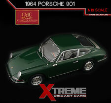 cMc M-067B 1:18 1964 PORSCHE 901 SC IRISH GREEN