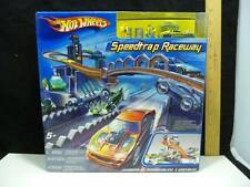 Hot Wheels Speedtrap Raceway Playset 2004 New Old Unassembled NIB