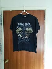 I Metallica Vintage Tour T-shirt TRISTE ma vero Thrash Metal Pushead 1994 Medium