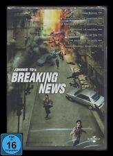 DVD BREAKING NEWS - ACTION IN HONGKONG - EIN FILM VON JOHNNIE TO *** NEU ***