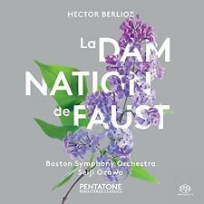 Damnation De Faust - Berlioz / Boston Symphony Orchest (2015, CD NEUF)2 DISC SET