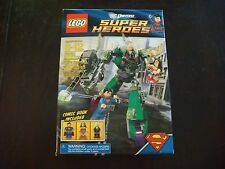 LEGO DC Universe Super Heroes - #6862 Superman vs. Power Armor Lex
