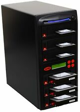 "SySTOR 1-5 SATA 2.5""&3.5"" Dual Port/Hot Swap Hard Drive HDD/SSD Duplicator/Wipe"