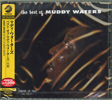 MUDDY WATERS-THE BEST OF MW+8-JAPAN CD BONUS TRACK B50