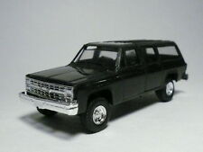 Trident Chevrolet-Chevy Suburban BLACK 900143 HO/1:87 scale FAST SHIP-