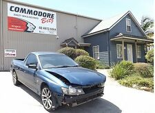 """VY S PAC UTE V6 5 SPEED MANUAL LOW KMS 19"""" ALLOYS TUB LINER TWIN EXHAUST HSV SS"""