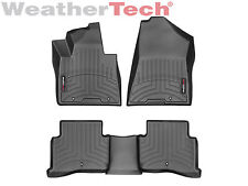 WeatherTech Floor Mats FloorLiner for Kia Sportage - 2017 - Black