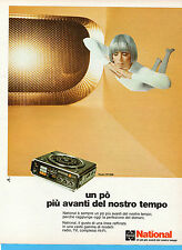 (AM) EPOCA974-PUBBLICITA'/ADVERTISING-1974-NATIONAL RADIO RF888
