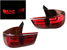 Plug & Play 06-10 BMW E70 X5 LCI Facelift Style Light Bar LED Tail Light 4pcs M