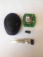 Land Rover Discovery 2 TD5 Key and New Case + New Chip