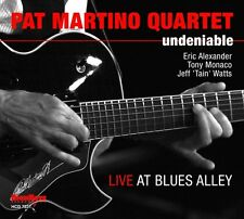 Undeniable - Pat Martino (2011, CD NEUF)