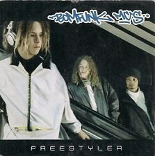 CD SINGLE 2 TITRES--BOMFUNK MC'S--FREESTYLER--1999