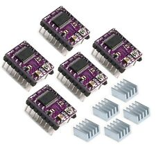 5pcs Geeetech Stepper Driver DRV8825 and heatsink RepRap Prusa Mendel 3D Printer