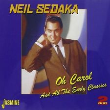 NEIL SEDAKA - OH CAROL & ALL THE EARLY CLASSICS  2 CD NEU