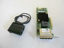 NEW Dell 0KT1V Adaptec ASR-78165 1GB 24 Port mini-SAS SATA 6Gb/s PCIe RAID