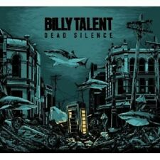 "BILLY TALENT ""DEAD SILENCE""  CD ROCK NEW+"