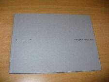 WILLIAM XERRA VIA CRUCIS EDIZIONI MONOGRAMMA DEL VERRI 2000 LIBRO D'ARTISTA
