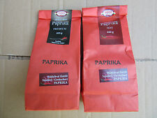500G / 1.1 LBS HUNGARIAN SMOKED PAPRIKA POWDER - SUPERB QUALITY - ORGANIC