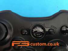 Custom XBOX 360 * Jack Daniels *  Guide button F3custom