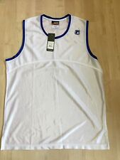 BNWT V RARE Stunning! AND1 and 1 Basketball Jersey Vest Men's Large