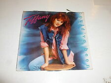 "TIFFANY - Could've Been - 1987 USA 2-track 7"" Juke Box Vinyl Single"