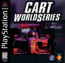 Cart World Series - PS1 PS2 Playstation Game