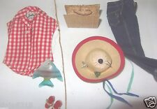 Vintage Barbie Doll Picnic Set Outfit #967 TM Complete Original 1959
